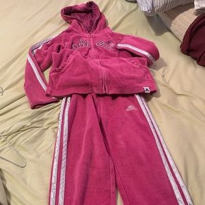 4T ADIDAS outfit